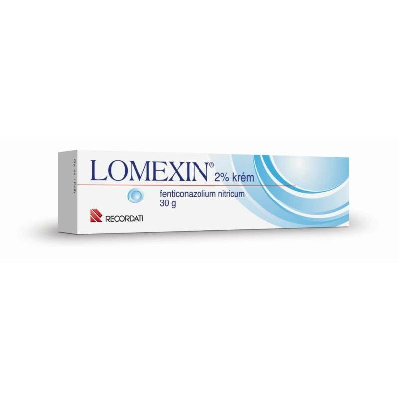 LOMEXIN 2% KREM 1X30G