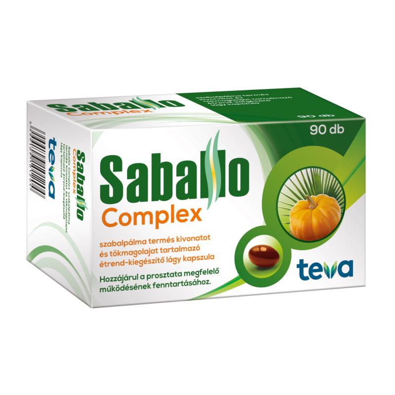 SABALLO COMPLEX KAPSZULA 90X