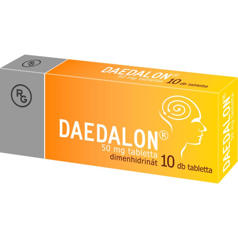 DAEDALON 50MG TABL. 10X